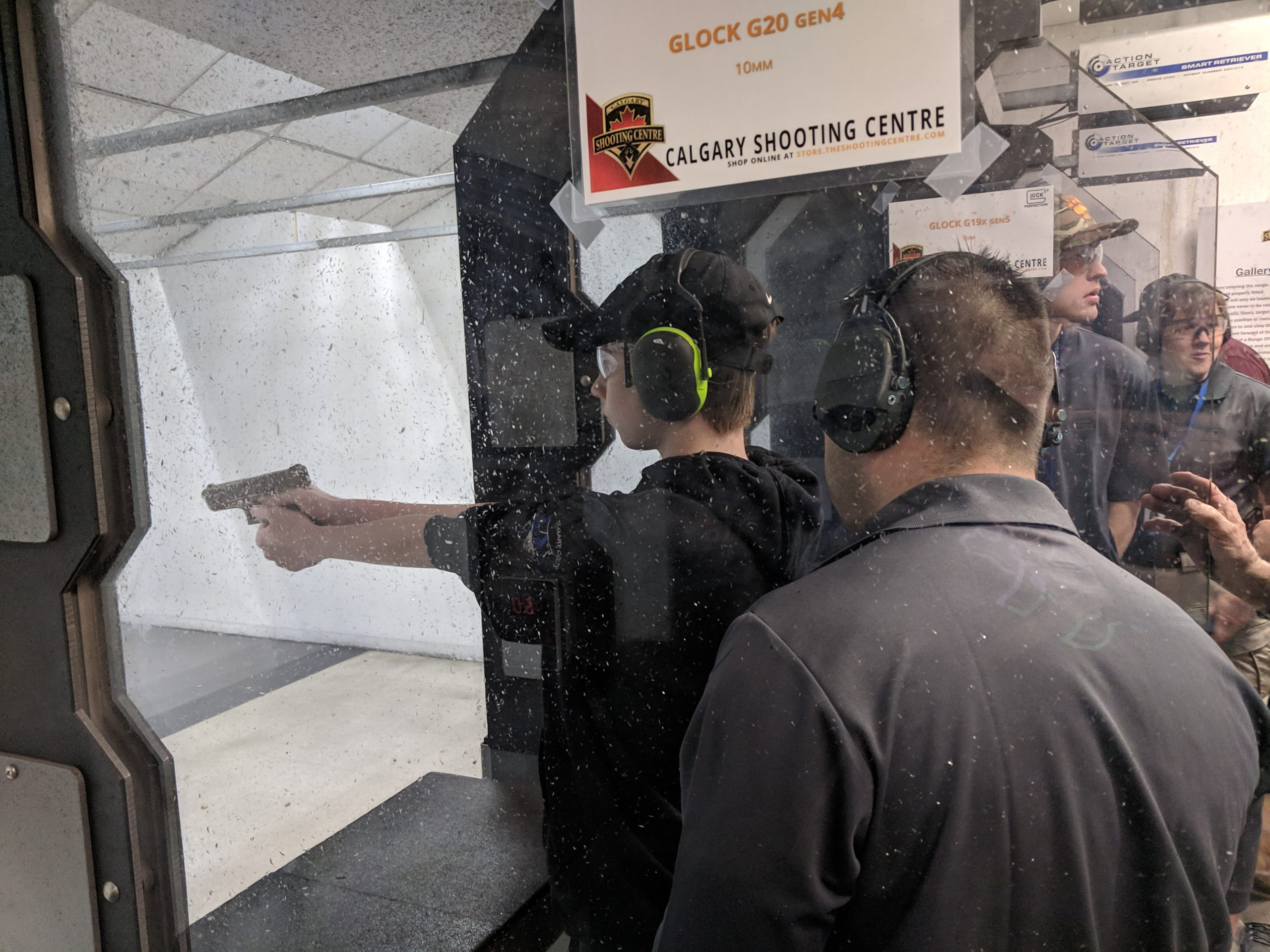 2019 Glock Days Charity Event in Support of AHEIA