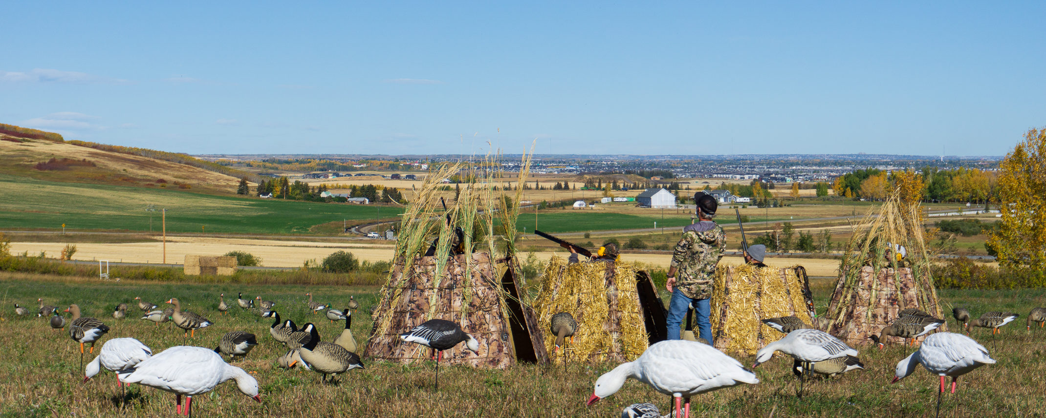 2020 Alberta Provincial Hunting Day & Youth/Novice Shoot